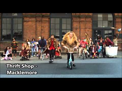 Thrift Shop - Macklemore video
