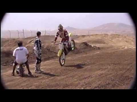 Pastrana and Carmichael - Two strokes