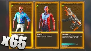 I Opened 65 Supply Drops In Black Ops 4...