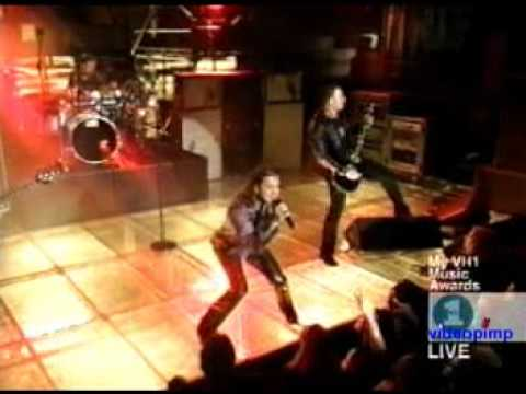 Creed - My Sacrifice Live VH1 Awards