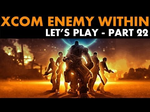 XCOM Enemy Within Let's Play - Classic difficulty Part 22 - EXALT Covert Data Recovery Mission