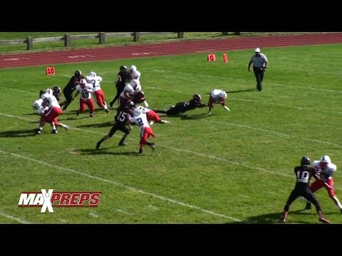 Christian Wilkins Highlights - Suffield Academy (CT)