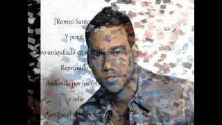 Romeo Santos ft Drake - Odio (letra/lyrics)