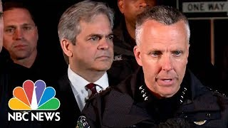 Austin Police Chief: Austin Bomb Suspect 'Detonated Bomb Inside Vehicle' | NBC News