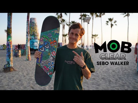 MOB With Us: Sebo Walker