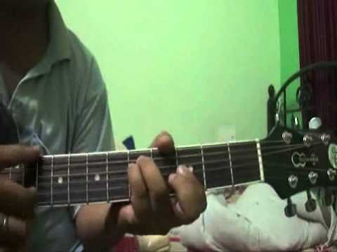 Kumar Sanu Hits 1 Chura ke Dil Mera+Chhooda ke Daman on Guitar...