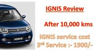 Maruti Suzuki IGNIS review after 10000 kms