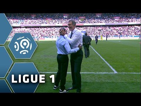 Paris Saint-Germain - SC Bastia (2-0)  - Résumé - (PSG - SCB) / 2014-15