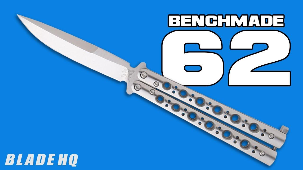 Benchmade Balisong 62 vs 42 Benchmade 62 Balisong Review