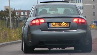 Audi RS4 B7 | The last of its kind | LOVELY SOUND