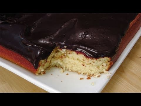 Homemade Vanilla Cake from Scratch - Laura in the Kitchen Episode 146