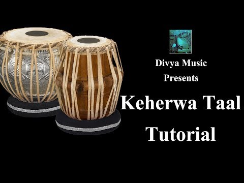 Taal Keherwa - Tabla Lessons Online For Beginners video