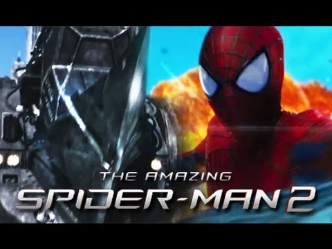Will Rhino Work For Oscorp In The Amazing Spider-Man 2?