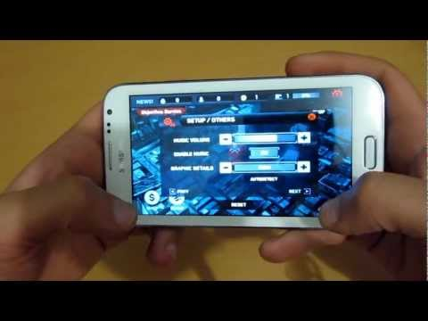 Review Galaxy Note II [Clon] Replica perfecta