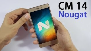 How To Install Android Nougat 7.0 on Redmi 3s and Redmi 3s Prime CyanogenMod 14 Custom Rom