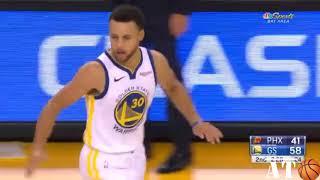 Stephen Curry Full Highlights Warriors vs Suns
