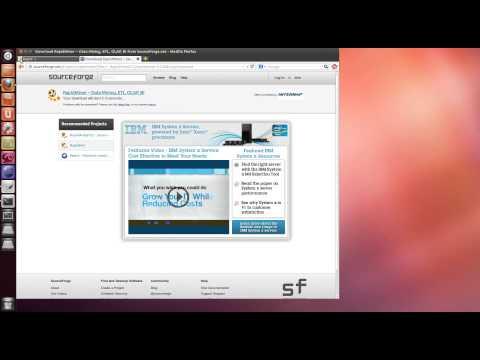 RapidMiner Ubuntu install