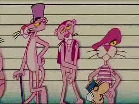 Pink Panther Theme Song Video