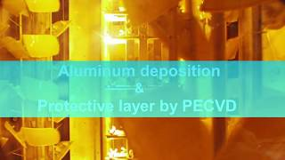 How to vacuum coating automotive  lamp reflector by PECVD