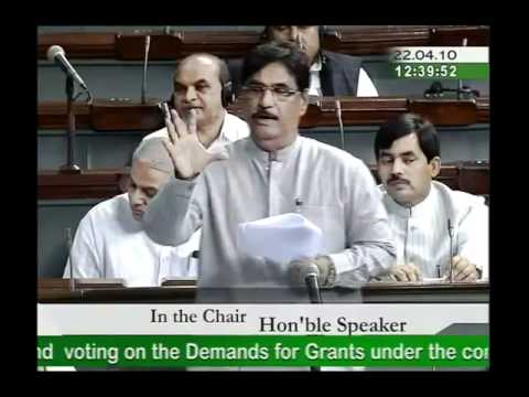 Ministry of Rural Development for 2010-11: Sh. Gopinath Munde: 22.04.2010