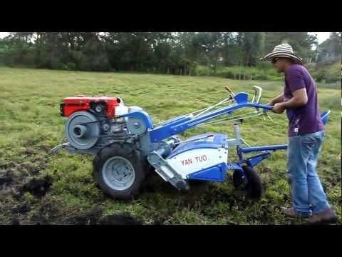 Moto-Tractor Diesel 1