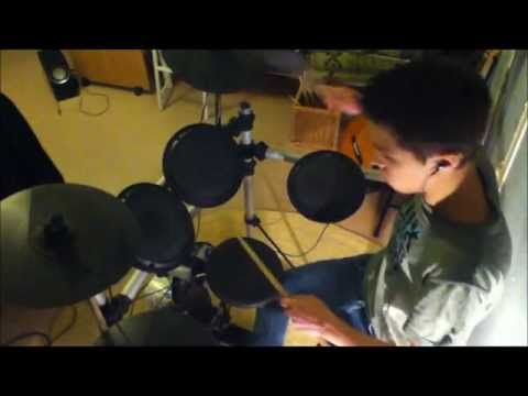 Elie (Moon Station) - System Of A Down - Chop Suey (Drum Cover)