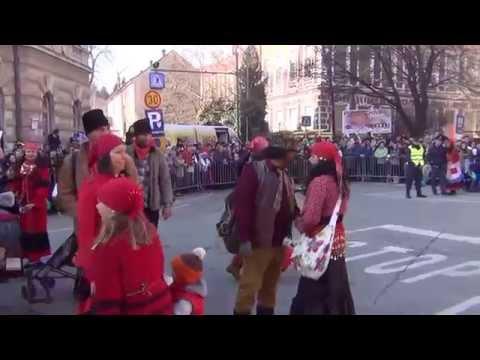 TED Lukari Dornavski cigani - 1. nastop - Slomškova ulica