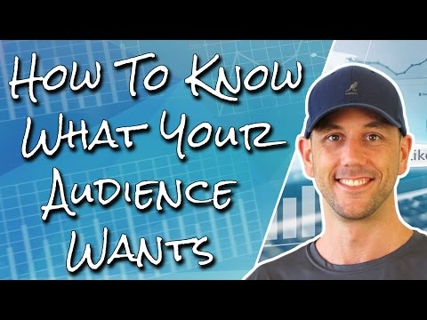 How To Know Exactly What Your Audience Wants To Buy From You... Courses. Products & Memberships!