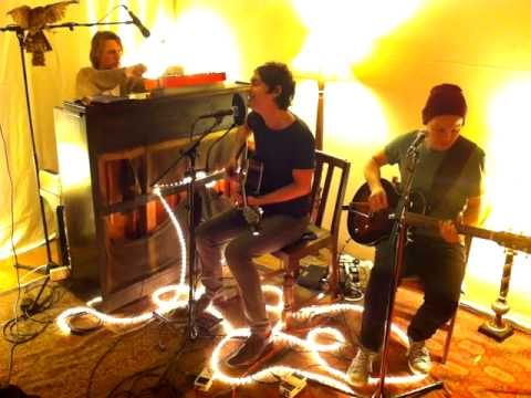 Animal Kingdom - Strange Attractor [Homemade Studio Session]