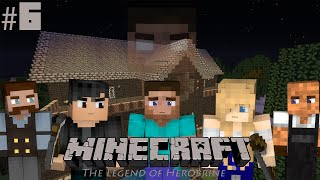 "Legend of Herobrine: Episode 6 - ""DEATH"" (Minecraft Roleplay)"