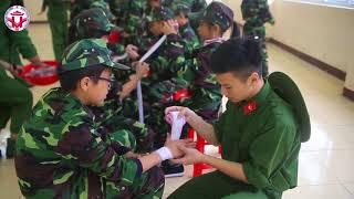 Chương trình chúng em học làm chiến sỹ