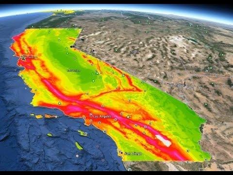 Quake Swarms Increasing In California
