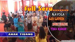 Anak Tiuang Minang Baralek Gadang Feat Rayola Mak Lepoh Ajo Latuih & Tina Kamek