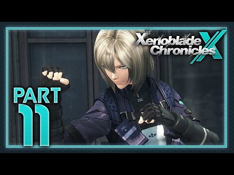 Xenoblade Chronicles X - Part 11 - Renewed Will