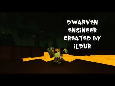 Trove Mod Review Dwarven Engineer (Skin)