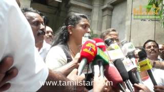 Roja Meets Southern Railway General Manager