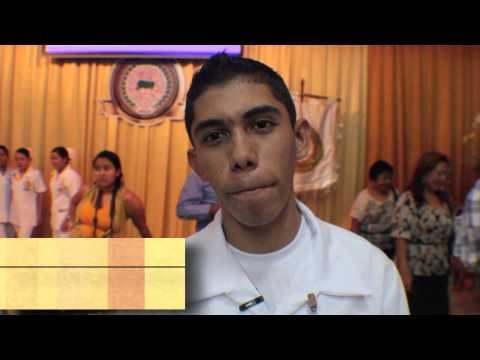 Imposición de Cofias Enfermería 24-05-2013