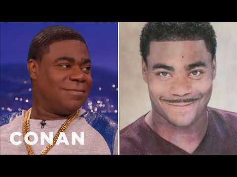 Tracy Morgan Was A Barbershop Model