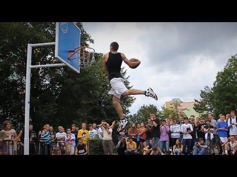 Basketball DUNK Motivation / Eric Thomas / PokazyStreetball.pl