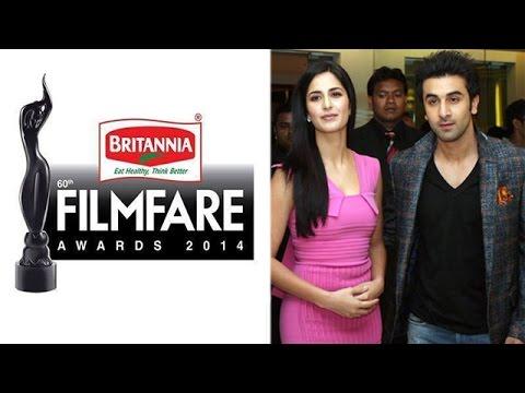 60th Britannia Filmfare Awards - EXCLUSIVE COVERAGE, Ranbir Kapoor Away From Katrina Kaif