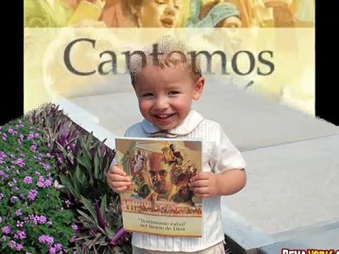 Testigos de Jehová Cánticos Coro Niños.wmv