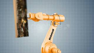 After Effects Project Files   Industrial Robot   VideoHive