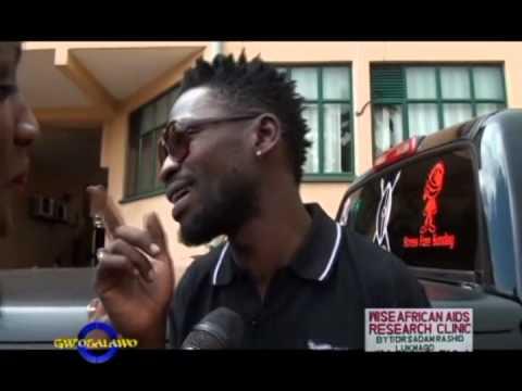 Gw'osalawo- Bobi Wine Kyagulanyi Sentamu video