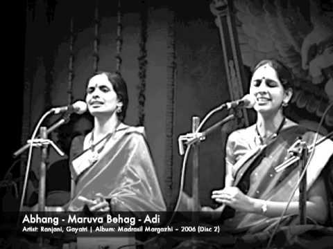 Abhang - Maruva Behag - Adi
