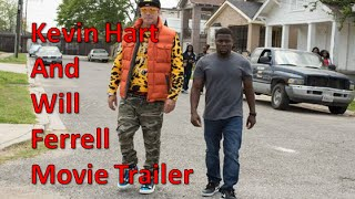FUNNY KEVIN HART AND WILL FERRELL MOVIE TRAILER OF GET HARD 2014