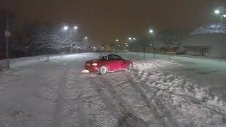 POV 🎥 Lexus & EVO6 & E46 🚗 #SnowFUN