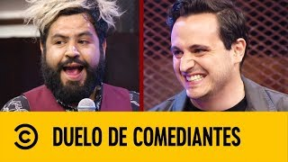 El Diablito VS Richi O´Farrill | Duelo De Comediantes | Comedy Central LA
