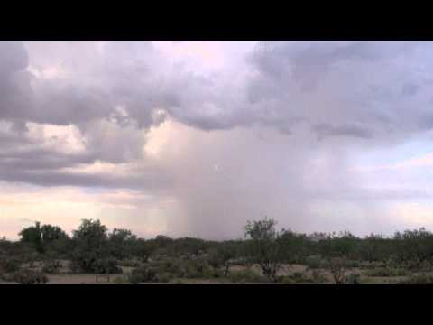Monsoon.  Arizona thunderstorms shot in Super Slow Mo with the FS700