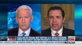 CNN White House Angrily Called Democrat Cuellar to Shut Him Up about Immigration