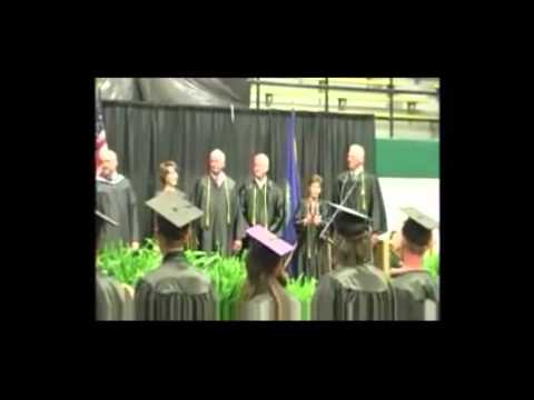Greenup County High School Graduation